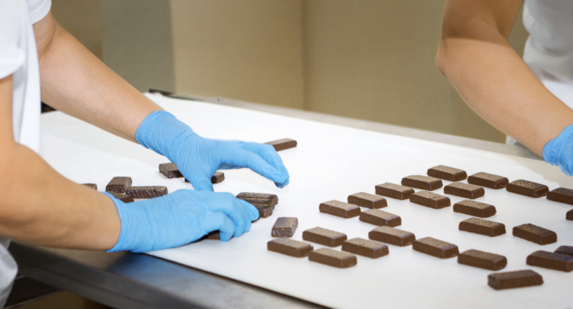 【Chiba, Matsudo】Product inspection work in the chocolate factory!