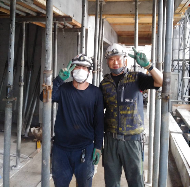 【Tokyo】Formwork Carpentry Wanted! | Cash gift 50,000 yen provided to celebrate your join!
