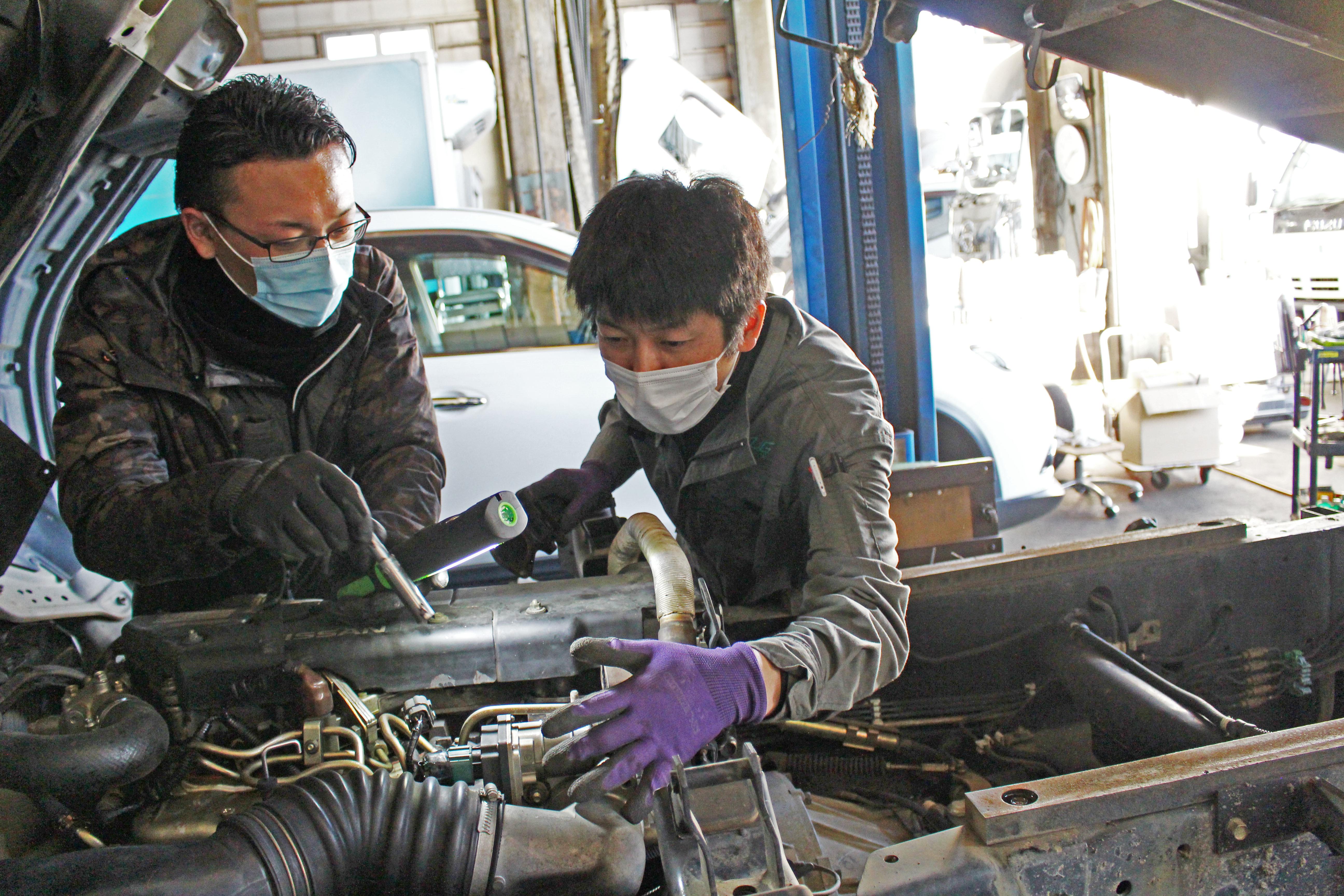 【Saitama. Fujimi】No experience needed!Looking for auto technician!
