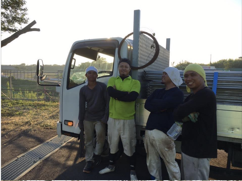 【Aichi】Conveniently located and close to the major local station.  Looking to hire a construction worker.  Improve strength while you work!