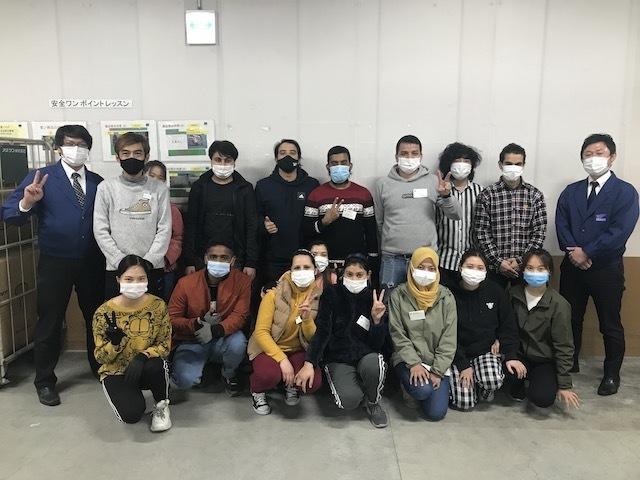 【Fukuroi, Shizuoka】Manufacture of Automobile Parts