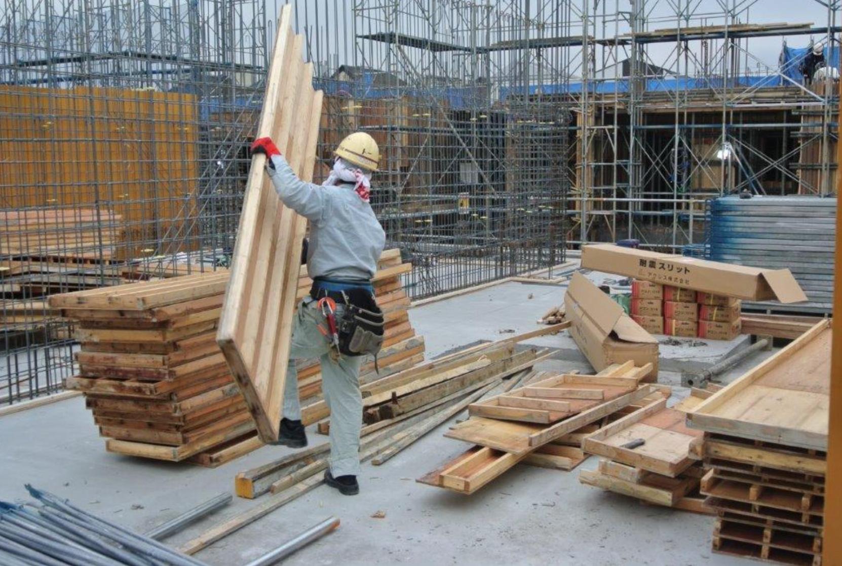 【Kanagawa】Recruitment for Shuttering Carpenter