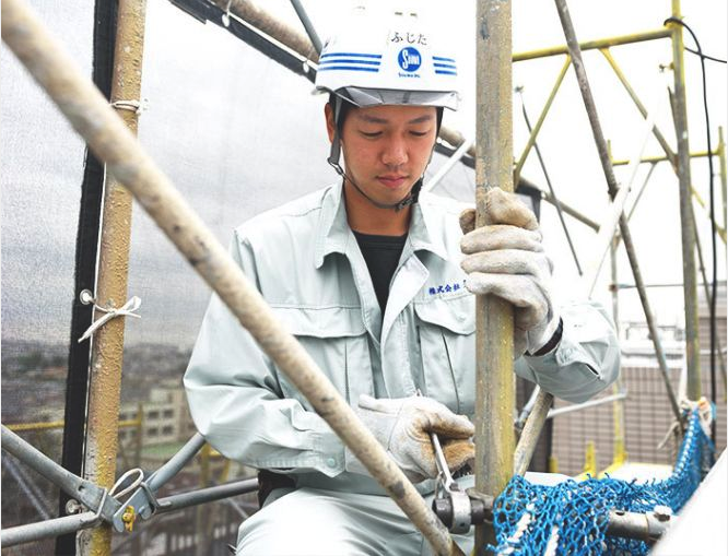 【Tokyo】Work at Material Storage / Forklift Operation / Scaffold Constructor