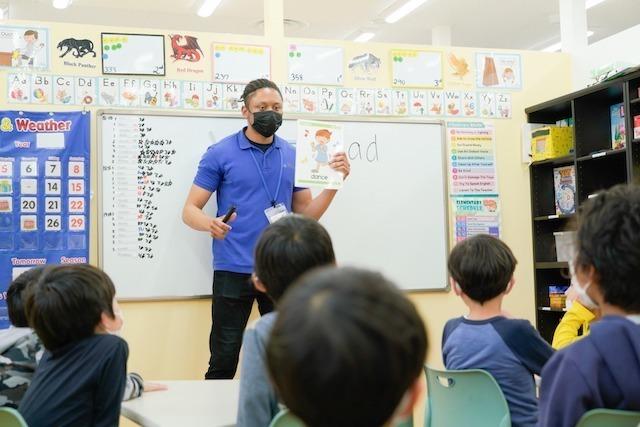 【Tokyo】 Full-Time English Teacher