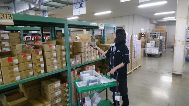 【Saitama, Yashio】Sorting and Picking of Construction Hardware