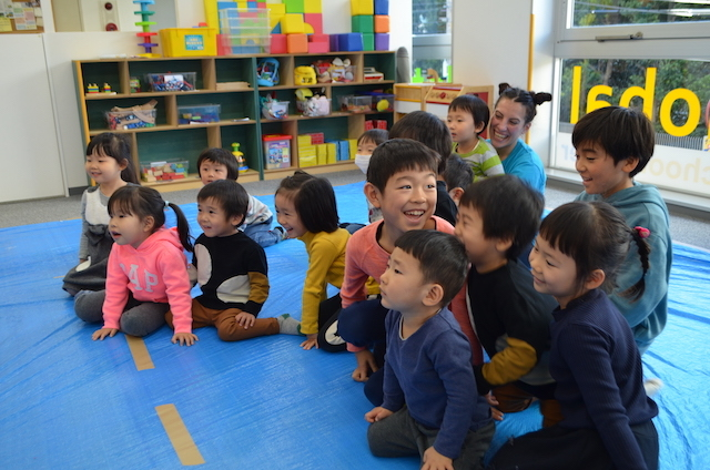 Kindergarten Teacher Wanted! No Japanese required!