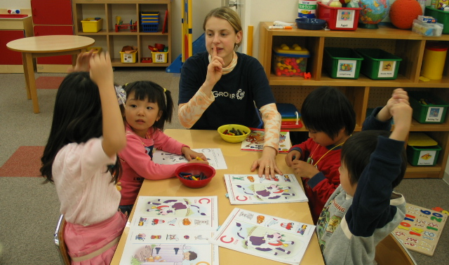 Part-time English Teacher for Children in the Mitaka Area