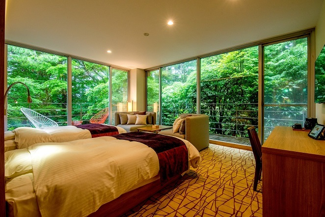 Hotel Front of House and Restaurant staff  needed for our Hakone Resort Area
