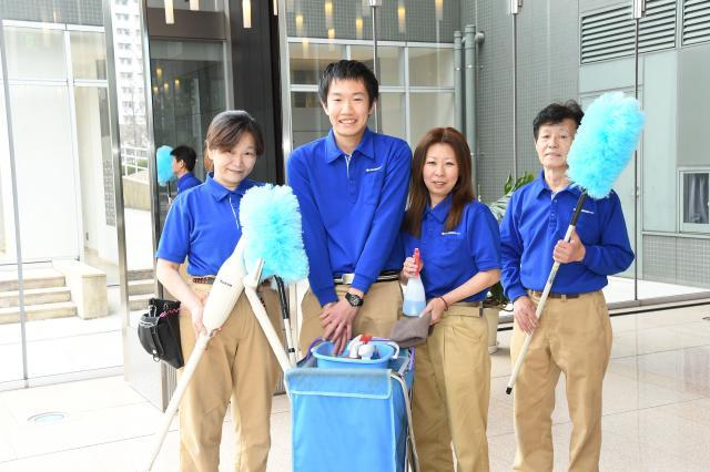 Cleaning Staff Wanted at Post Office(near Tachikawa)