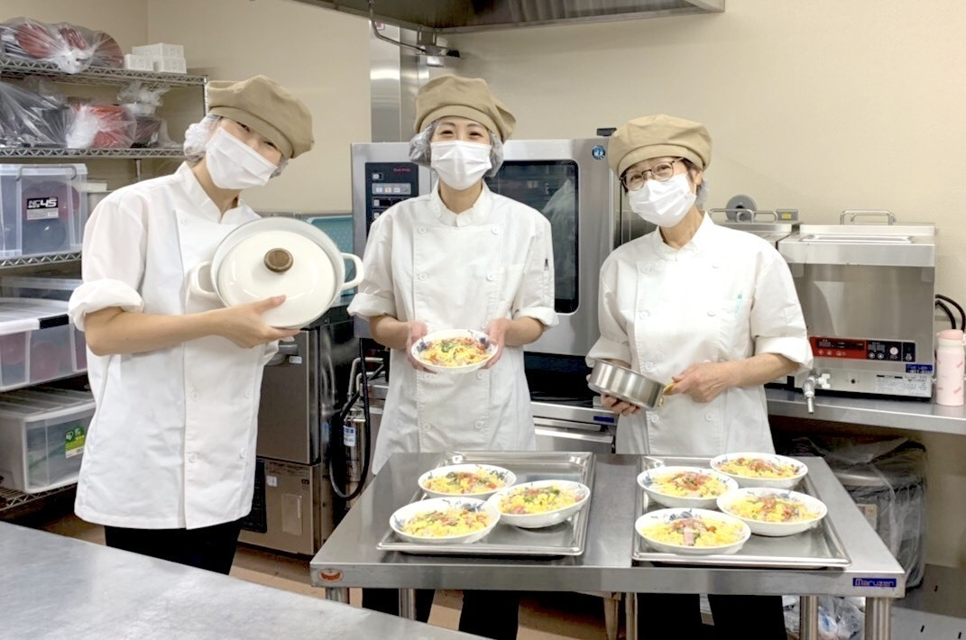 Cooking Staff Needed in【Kanagawa】(JPY1,015~1,135)